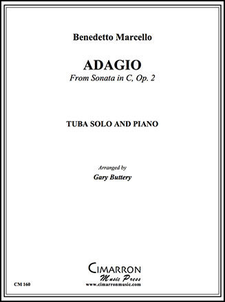Adagio from Sonata in C Op. 2