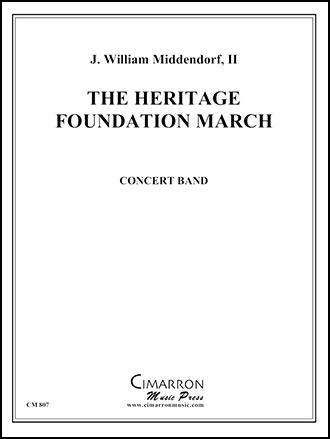 Heritage Foundation March
