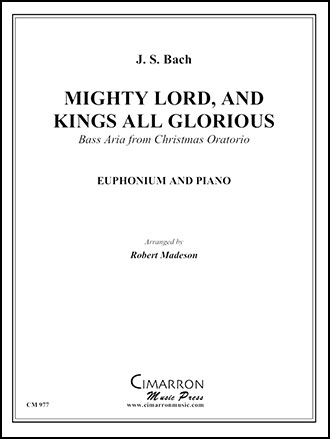Mighty Lord and King All Glorious