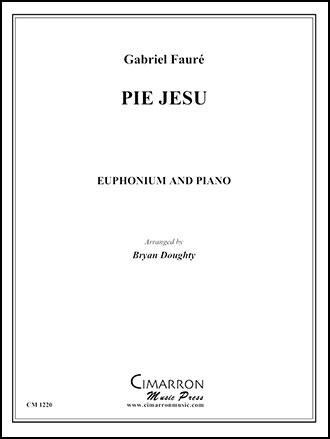 Pie Jesu from Requiem Op. No. 48 No 4