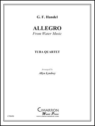 Allegro Maestoso from Water Music