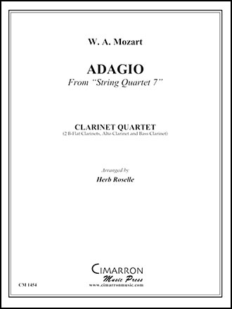 Adagio from String Quartet No. 7