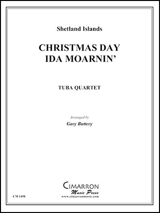 Christmas Day In The Morning 2 Baritones 2 Tub J W Pepper Sheet