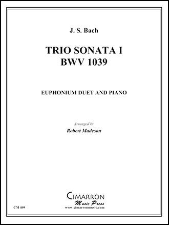 Adagio and Allegro BWV1039