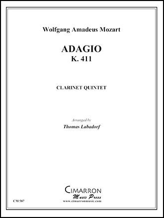 Adagio, K.411