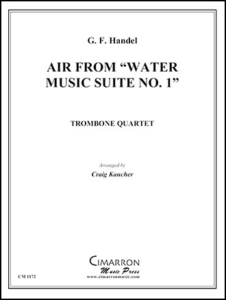Air from Water Music Suite No. 1