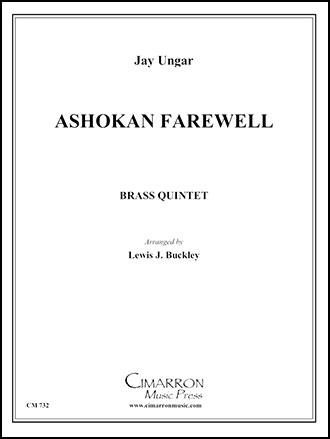 Search ashokan farewell | Sheet music at JW Pepper