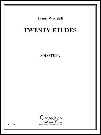 20 Etudes for Tuba