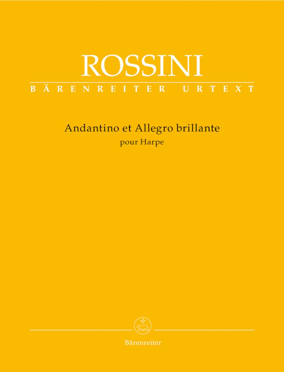 Andantino and Allegro Brillante
