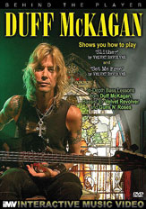 Behind the Player Duff McKagan