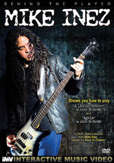 Behind the Player Mike Inez