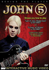 Behind the Player John 5
