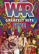 War Greatest Hits Live