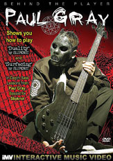 Behind the Player Paul Gray