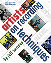 Artists on Recording Techniques