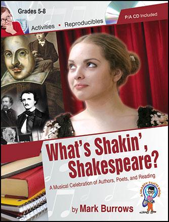 What's Shakin' Shakespeare?