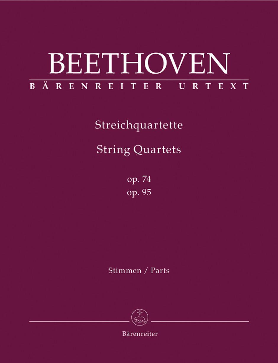 String Quartets, Op. 74 & 95