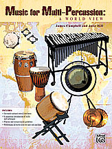 Music for Multi-Percussion a World View