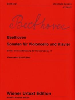 Sonatas for Violoncello and Piano