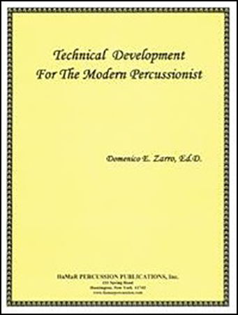 Technical Development for Modern Percussion