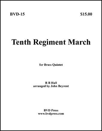 Tenth Regiment March