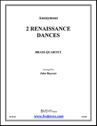 Two Renaissance Dances