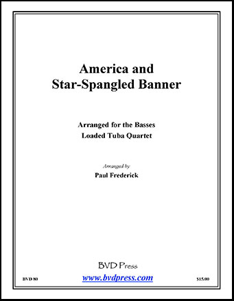 America and Star Spangled Banner