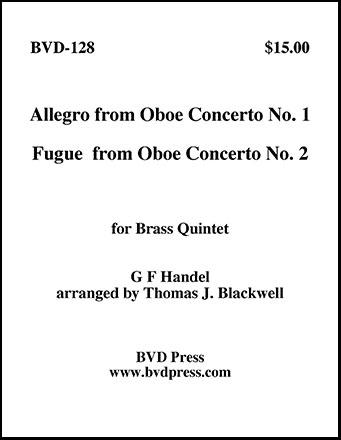 Allegro and Fugue