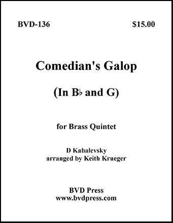 Comedians Galop
