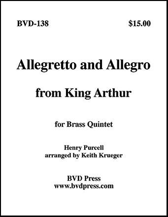 Allegretto and Allegro