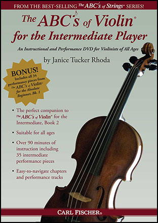 ABC's of Violin No. 2 Intermediate