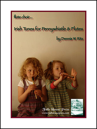 Irish Tunes for Pennywhistle and Flutes