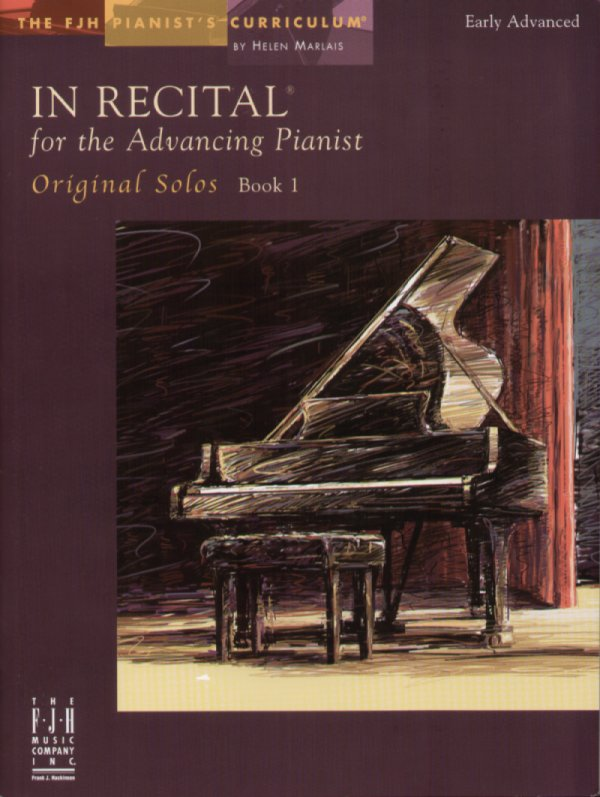 In Recital for the Advancing Pianist Solos