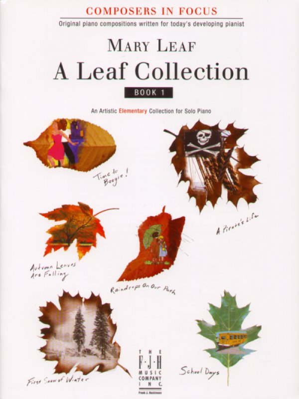 Leaf Collection No. 1