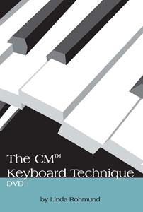 Cm Keyboard Technique DVD