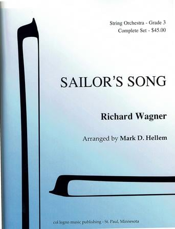 Sailors Song