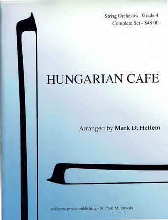 Hungarian Cafe