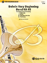 Belwin Very Beginning Band Kit No. 5