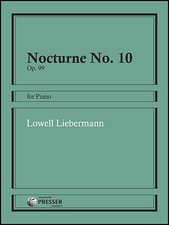 Nocturne No. 10, Op. 99
