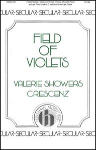 Field of Violets Thumbnail