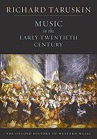 Music in the Early Twentieth Century