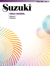 Suzuki Viola School, Vol. 8