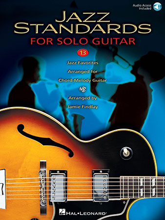 Jazz Standards for Solo Guitar