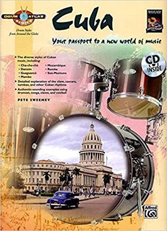 Drum Atlas Series - Cuba