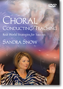 Choral Conducting/Teaching