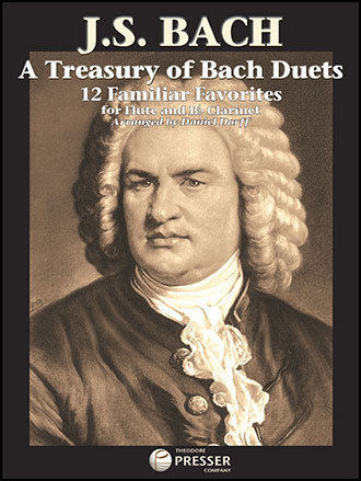 Treasury of Bach Duets
