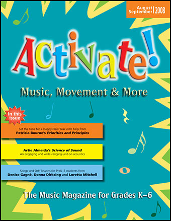 Activate Magazine August 2008-September 2008 Thumbnail
