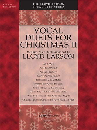 Vocal Duets for Christmas