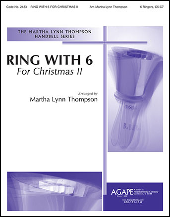 Ring with 6 for Christmas No. 2