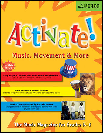 Activate Magazine October 2008-November 2008